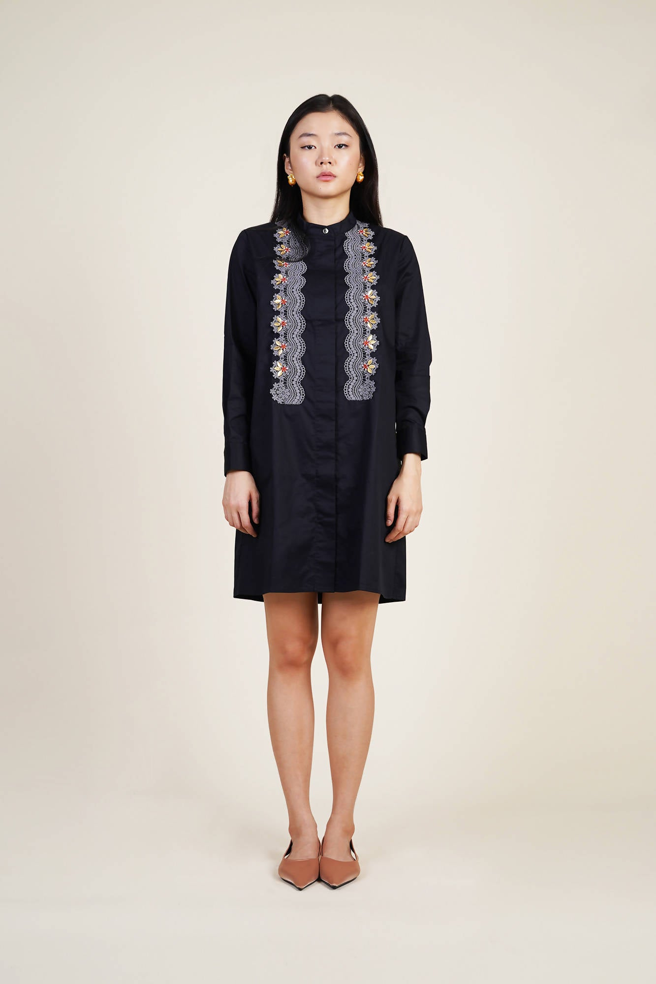 Agra Tunic Dress
