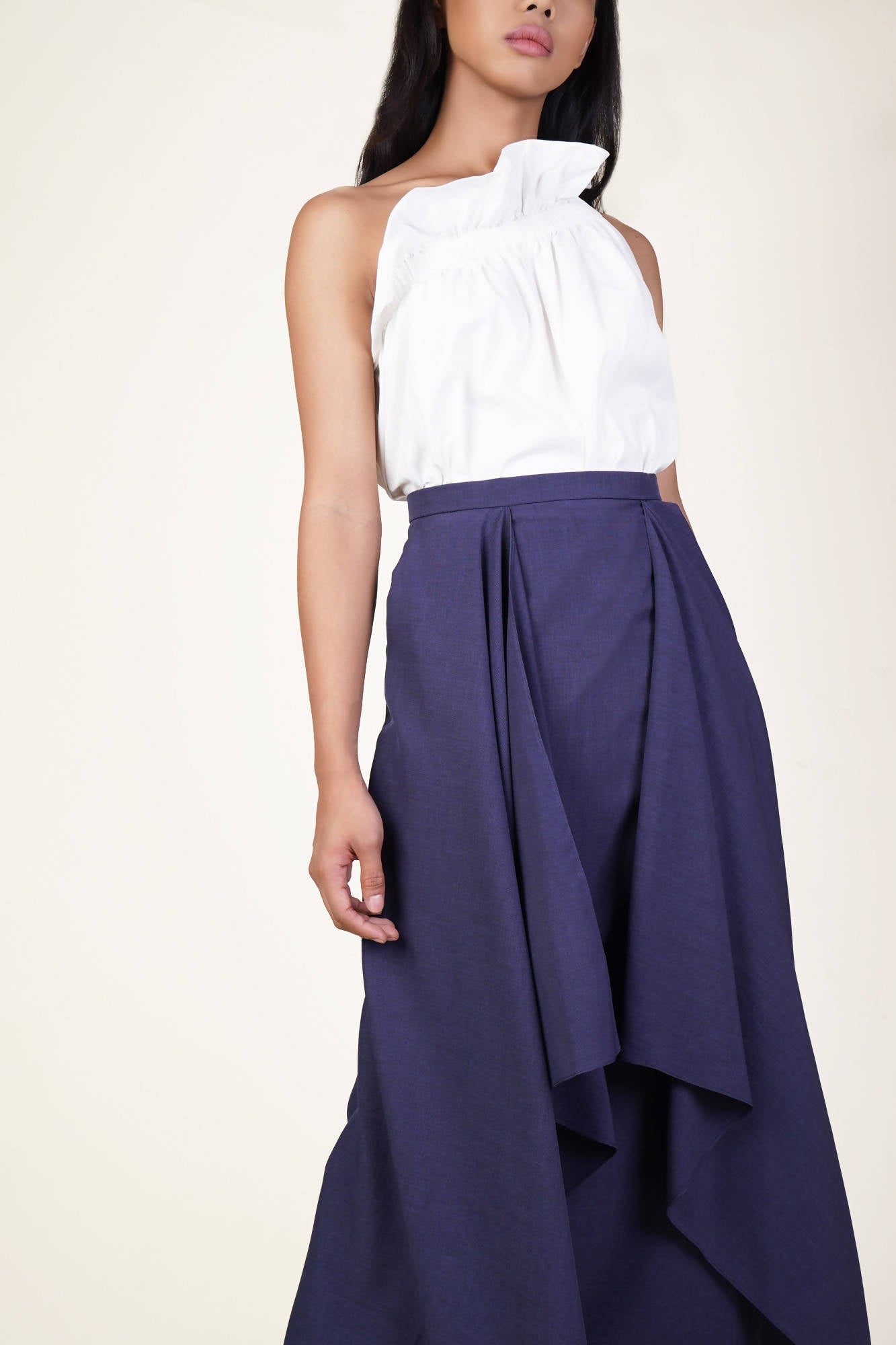 Kite Skirt in Navy