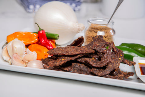 is beef jerky safe to eat on paleo diet
