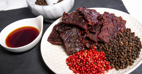 is beef jerky good for weight loss