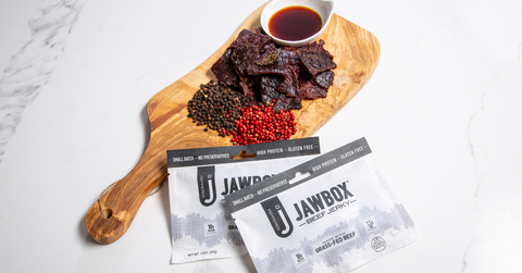 is beef jerky healthy