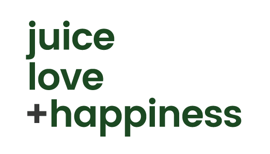 juice, love + happiness