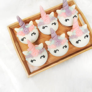 Unicorn Pupcake Set