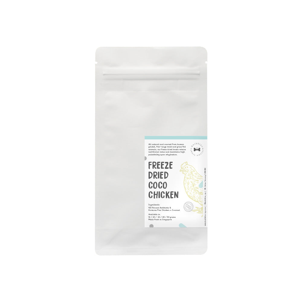 Freeze Dried Coco Chicken