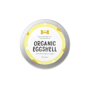 Organic Egg Shell Powder