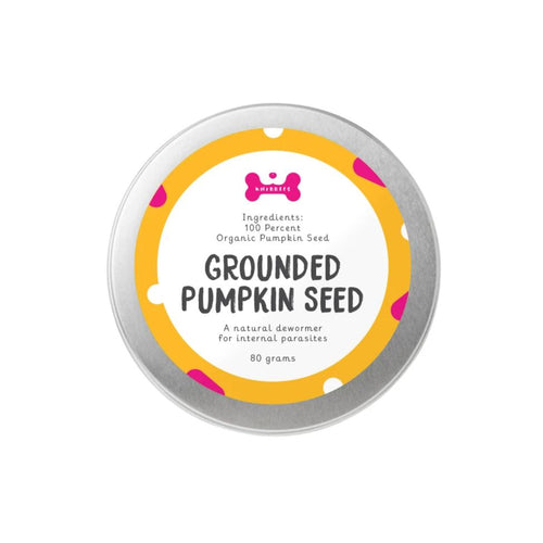 Grounded Pumpkin Seed