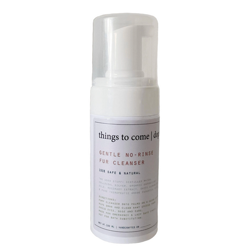No-Rinse Fur Cleanser No. 1