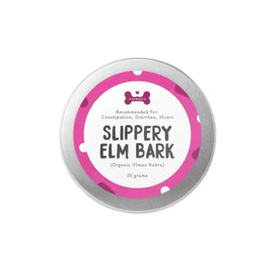 Slippery Elm Bark