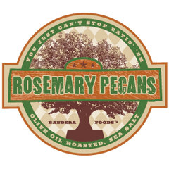 Killer Pecans Flavored Rosemary Pecans Logo