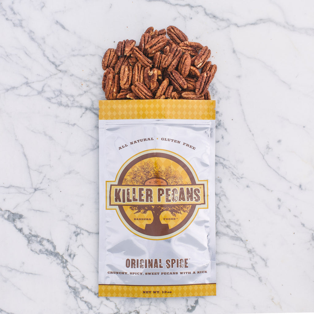 Killer Pecans 12 oz bag