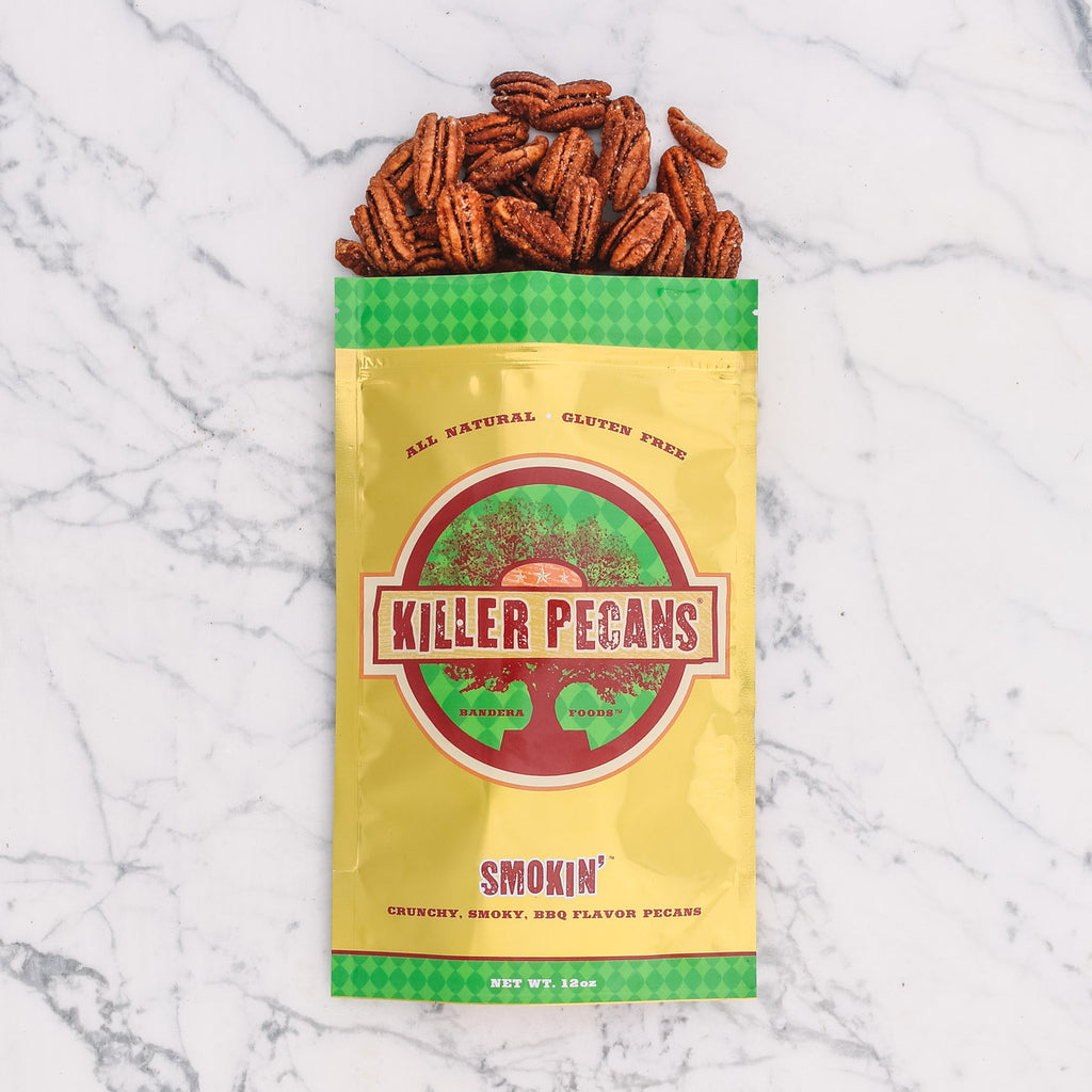 Smokin' Pecans 12 oz bag