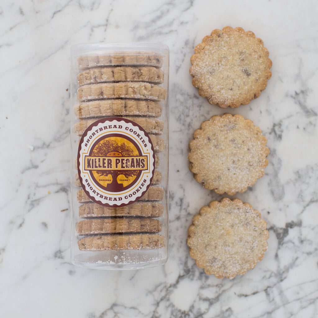 Shortbread Cookies 1 Dozen Tube