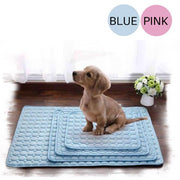 Pet Cooling Mat with 3 Layers
