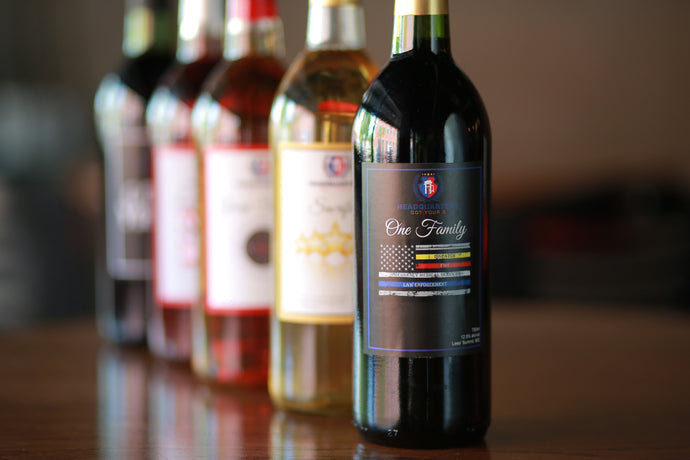 ONE FAMILY (Red Blend) 750ml