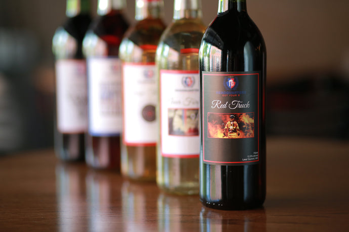 RED TRUCK (Cabernet Sauvignon) 750ml