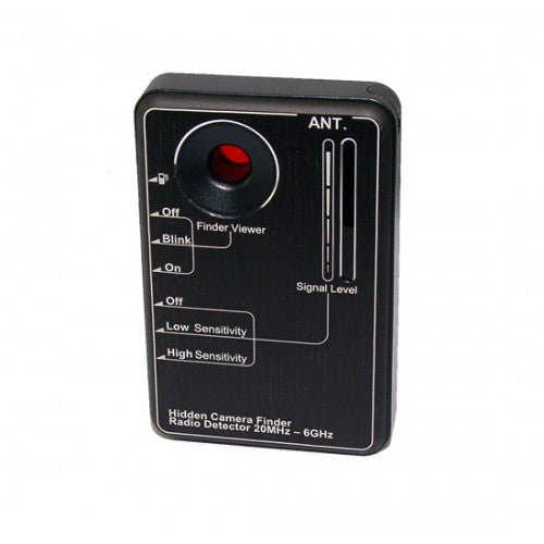 LawMate RD10 Hidden Spy Camera Detector - Covert Products