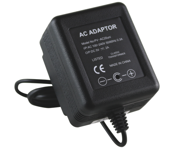 LawMate PV-AC20uni AC Adaptor - Covert Products