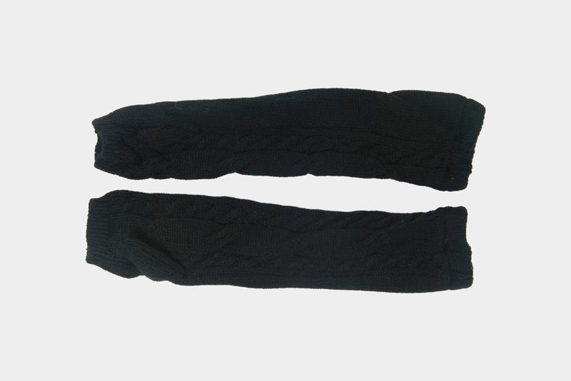 KNIT FINGERLESS ARM WARMERS(Chunky)