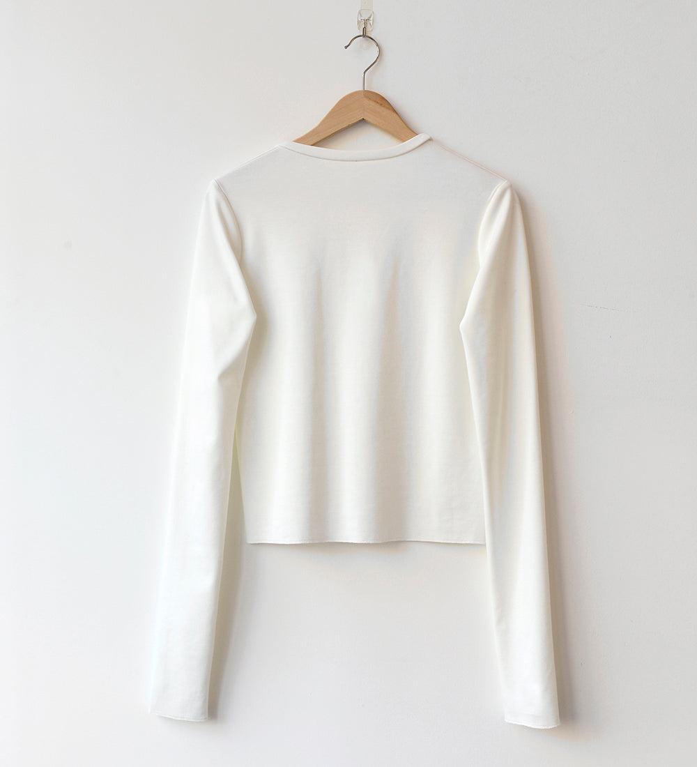 WHITE POCKET T-SHIRT