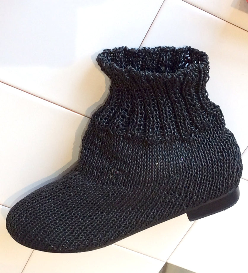 BLESS ERAM KNITTED BOOTS
