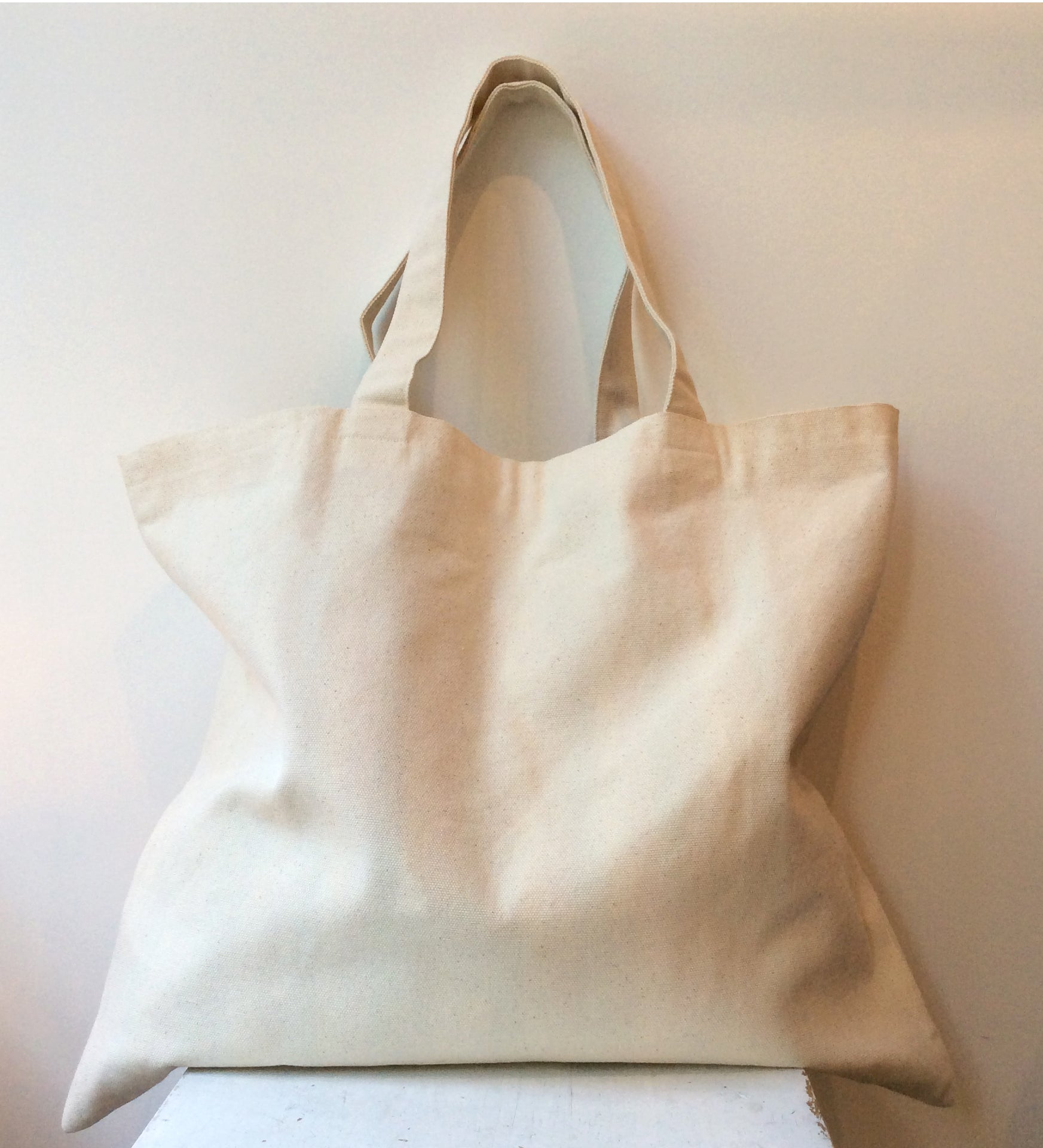 RANEE & COMPANY BLACK SAEKDONG CANVAS BAG