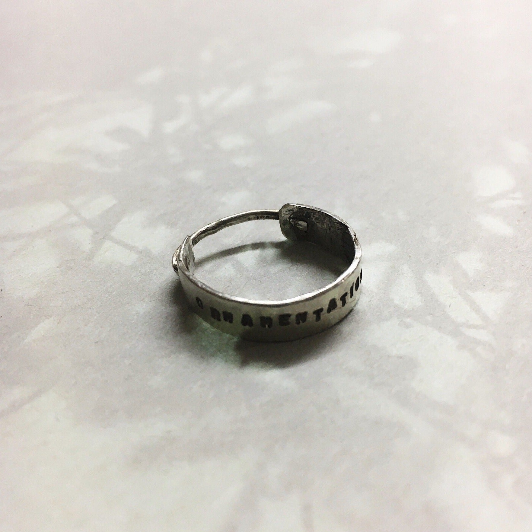 'Ornamentation' Ring
