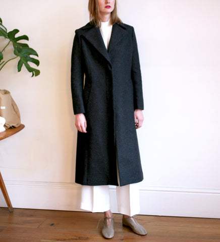 WONDEROUND TAILORED COAT