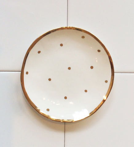 HEAMI COASTER ROUND PLATE