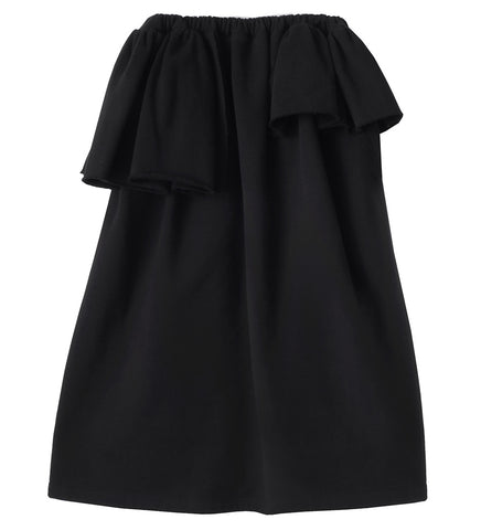 VON SONO LONG SKIRT W/ FRILL