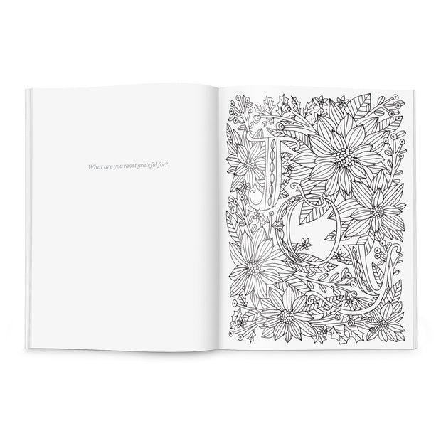 Birds & Blooms Coloring Book Volume 2