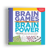 Brain Games for Brain Power (Volume 2)
