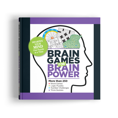 Brain Games for Brain Power (Volume 6)