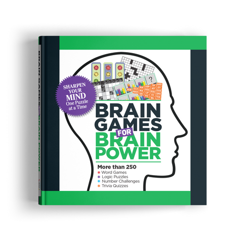 Brain Games for Brain Power (Volume 7)