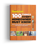 100 Things Every Homeowner Must Know...