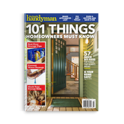 101 Things Homeowners Must Know