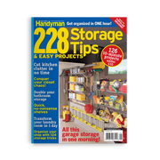 228 Storage Tips & Easy Projects