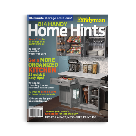 814 Handy Home Hints