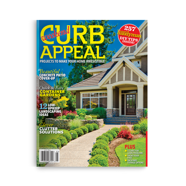 Weekend Curb Appeal