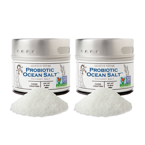 Probiotic Ocean Salt (2-Pack)