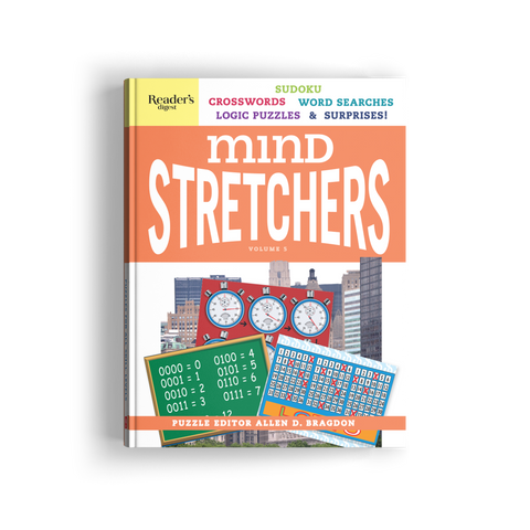 Mind Stretchers (Volume 5)