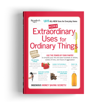 More Extraordinary Uses for Ordinary Things