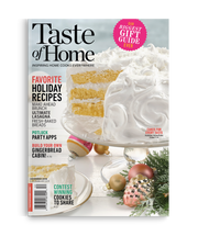 Taste of Home Magazine - Single Issue