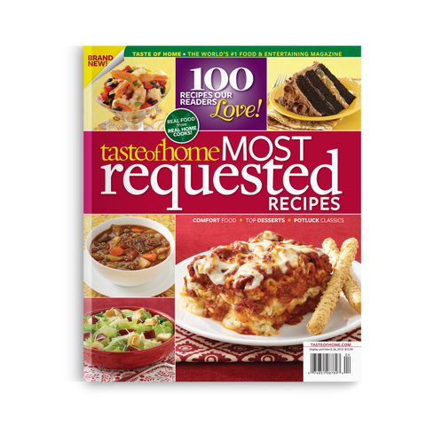 100 Most Requested Recipes (2012)