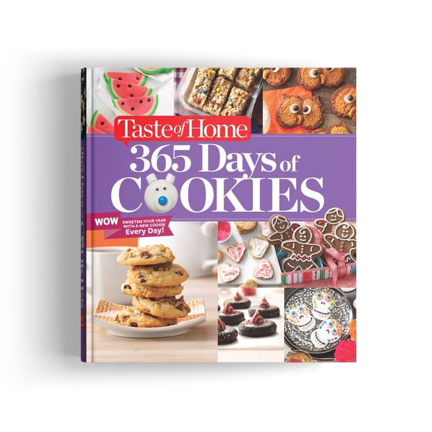 365 Days of Cookies