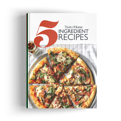 5 Ingredient Recipes (2018)
