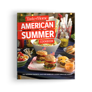 American Summer Cookbook