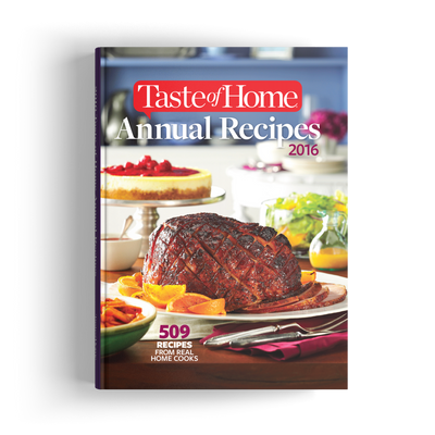 Taste of Home Annual Recipes (2016)