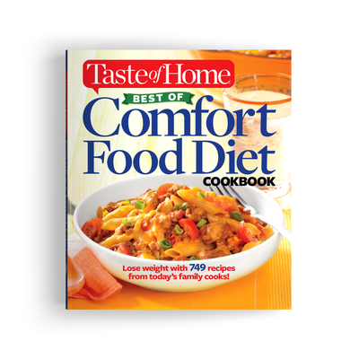 Best of Comfort Food Diet