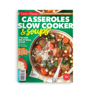 Casseroles, Slow Cooker & Soups (2017)