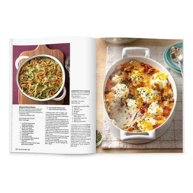 Casseroles, Slow Cooker & Soups (2019)